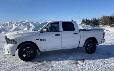 2019 Dodge Ram Sold Sold